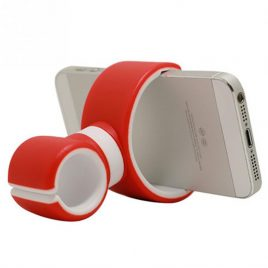 Universal 360  Degree Cell Phone Holder / Stand for iOS – Android Devices