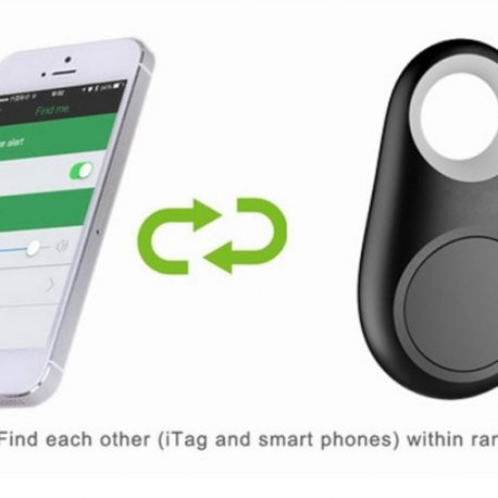 Bluetooth tracker 10