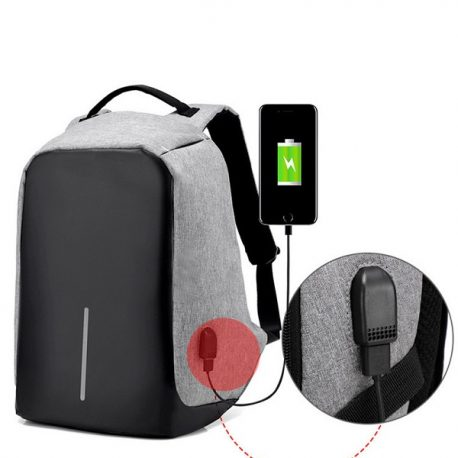 Anti Theft Backpack 01